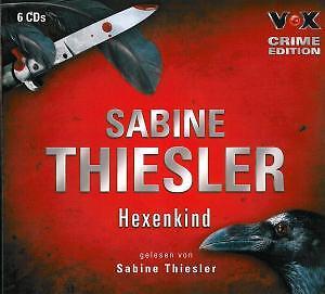 """""""Hexenkind"""" von Sabine Thiesler,  Krimi, Thriller, Toskana, sehr spannend"""