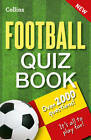 Collins Football Quiz Book by Collins (Paperback, 2012)