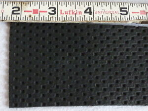 Original Pattern Basket Weave Black Upholstery Fabric