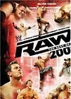 WWE - Raw Best Of 2009 (DVD, 2010, 3-Disc Set)