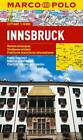 Innsbruck Marco Polo City Map by Marco Polo (Sheet map, folded, 2013)