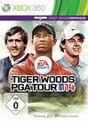 Tiger Woods PGA Tour 14 (Microsoft Xbox 360, 2013, DVD-Box)