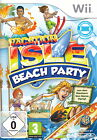 Vacation Isle: Beach Party (Nintendo Wii, 2010, DVD-Box)