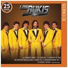 Iconos 25 Éxitos by Los Bukis (CD, May-2012, 2 Discs, Fonovisa)