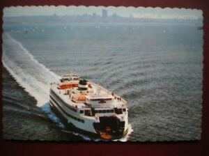 POSTCARD FERRIES MV SPOKKANE WASHINGTON JUMBO FERRY - <span itemprop=availableAtOrFrom>Tadley, United Kingdom</span> - Full Refund less postage if not 100% satified Most purchases from business sellers are protected by the Consumer Contract Regulations 2013 which give you the right to cancel the purchase w - Tadley, United Kingdom
