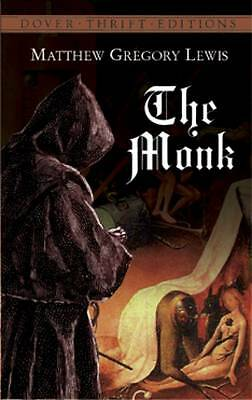 The Monk (Dover Thrift Editions)-ExLibrary