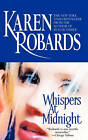 Whispers at Midnight by Karen Robards (Paperback)