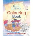 Irish Legends for Children Colouring Book by Yvonne Carroll (Paperback, 2011)