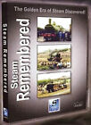 Steam Remembered (DVD, 2006)