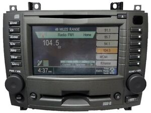 03 04 05 06 cadillac cts navigation gps screen radio 6 ... cadillac cts radio wiring diagram free download