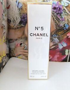 CHANEL-No5-Sheer-Moisture-Mist-N-5-Perfume-100ml-3-4Oz-Brand-New-In-Box-Sealed