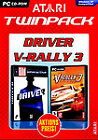 Atari Twinpack: Driver 1 + V-Rally 3 (PC, 2005)