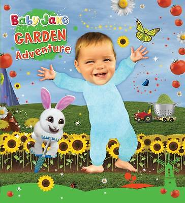 Baby Jake Garden Adventure-ExLibrary