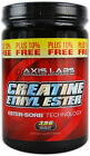 Axis Labs - Creatine Ethyl Ester 360 + 10% Bonus - 396 Capsules (Axis Labs) (689076412261)