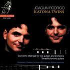 Joaquin Rodrigo - , Katona Twins