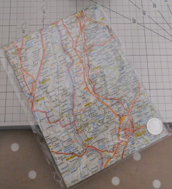 50 A5 Sheets Reclaimed Map and Atlas Decoupage Paper | eBay