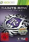 Saints Row: The Third (Microsoft Xbox 360, 2011, DVD-Box)