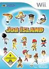 Job Island (Nintendo Wii, 2009, DVD-Box)