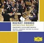 Wolfgang Amadeus Mozart - Mozart: Sinfonia Concertante; Flute & Harp Concerto (2011)