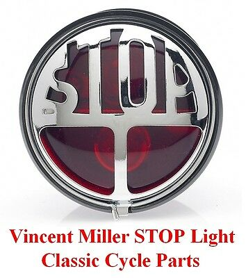 Vincent Miller B C Models STOP Taillight Brakelight Tail Brake Light NEW