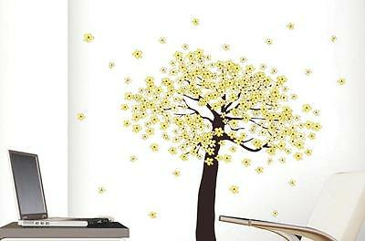 Lemon tree Home room Decor Removable Wall Sticker/Decal/Decoration