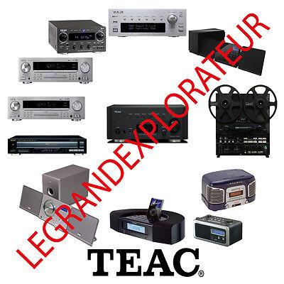 Ultimate TEAC Repair, Service manual & Schematics 620 PDF manuals on DVD    eBay