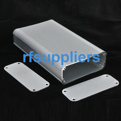 "Aluminum Enclosure Aluminum Project  Box Case -4.33""*2.60""*0.94""(L*W*H)Silver"