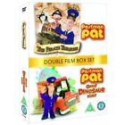 Postman Pat - Postman Pat And The Great Dinosaur Hunt / Postman Pat And The Pirate Treasure (DVD, 2010, 2-Disc Set)