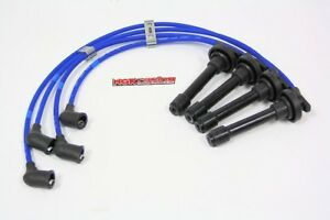92-95-HONDA-CIVIC-D15B7-D15B8-D15-SOHC-NGK-SPARK-PLUG-WIRES-SET-BLUE-HE71