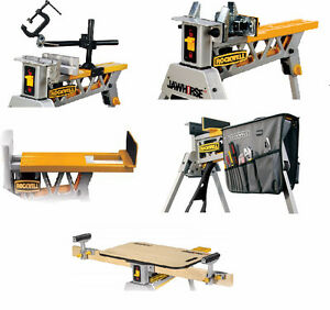 5pc-Jawhorse-Accessory-Set-Plywood-Log-Jaw-Welding-Station-Saddle-Bag-Miter