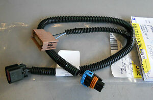 escalade sierra silverado rh or lh fog light lamp wiring image is loading 07 10 escalade sierra silverado rh or lh