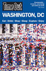 Time Out Washington DC by Time Out Guides Ltd. (Paperback, 2013)