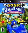 Sonic & Sega All-Stars Racing (Sony PlayStation 3, 2010)