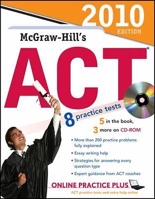Act 2010 By Steven Dulan 2009 Cd Rom Paperback Ebay