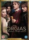 The Borgias - Series 2 - Complete (DVD, 2012, 4-Disc Set)