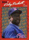 1990 Donruss Previews Kirby Puckett Minnesota Twins #12 Baseball Card