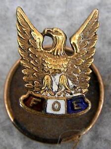 F-O-E-Vintage-High-Detail-Membership-Lapel-Pin