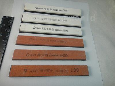 6 Sharpening Stones For Kitchen Knife Sharpener Professional Sharpening System
