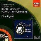 Recital : Bach, Mozart, Scarlatti, Schubert (1999)