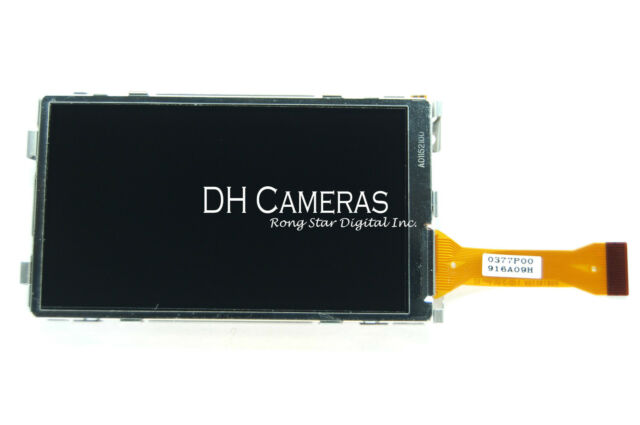 Canon Powershot SX1 IS SX 1 REPLACEMENT LCD DISPLAY Screen USA SELLER