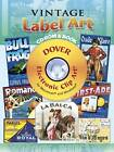 Vintage Label Art by Dover Publications Inc. (Mixed media product, 2007)