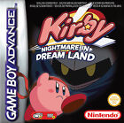 Kirby - Nightmare In Dream Land (Nintendo Game Boy Advance, 2003)
