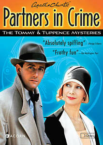 Agatha-Christie-039-s-Partners-in-Crime-The-Tommy-amp-Tuppence-Mysteries-Good-DVD-A