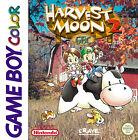 Harvest Moon 2 (Nintendo Game Boy Color, 2001)
