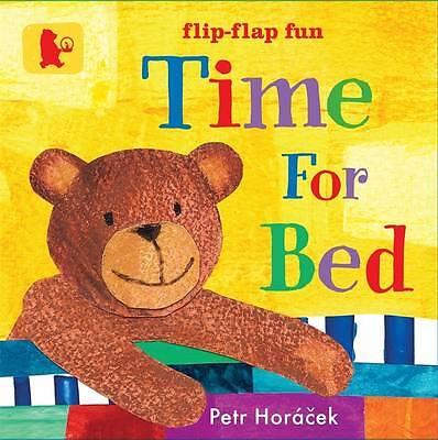 Horacek, Petr, Time for Bed (Baby Walker), Very Good Book