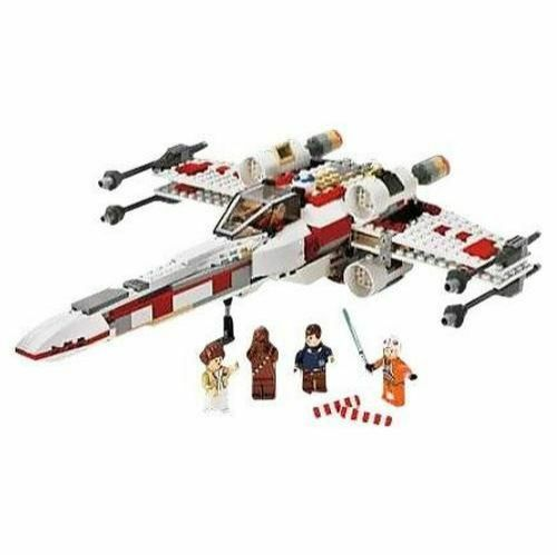 LEGO Star Wars X-Wing Fighter 2006  6212