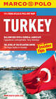 Turkey Marco Polo Pocket Guide by Dilek Zaptcioglu, Jurgen Gottschlich (Paperback, 2013)