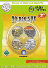 Heroes Of Might And Magic IV (PC, 2006, DVD-Box)