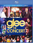 Glee Live In Concert (Blu-ray Disc, 2011, 2-Disc Set)