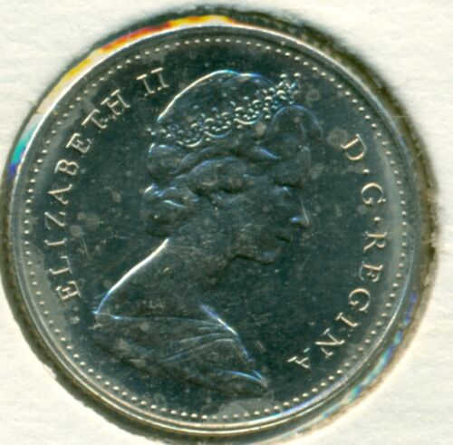 1977 CANADA TEN CENTS CHOICE BRILLIANT UNCIRCULATED GREAT PRICE!